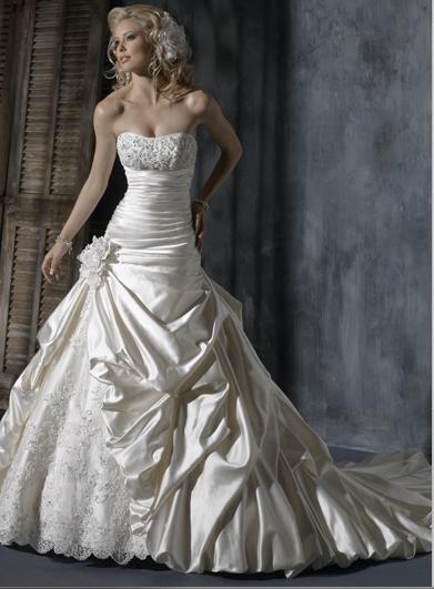 Свадебное платье из коллекции Maggie Sottero Ambrosia - Свадебный салон...