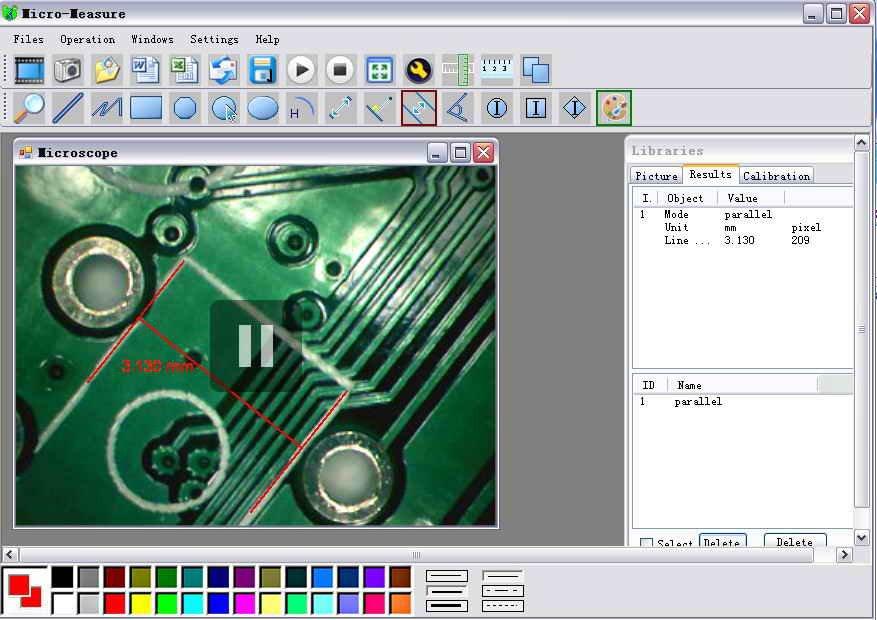 Программа Для usb Микроскопа digital appshill