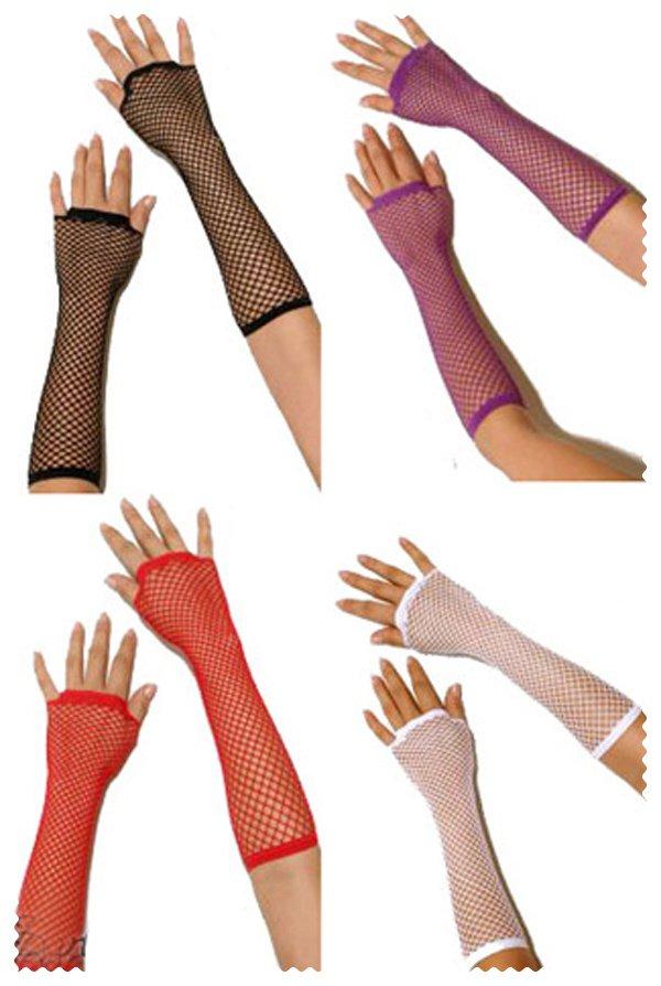 Длинные перчатки своими руками 581