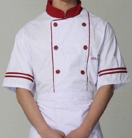 Chef's Double Breasted uniform