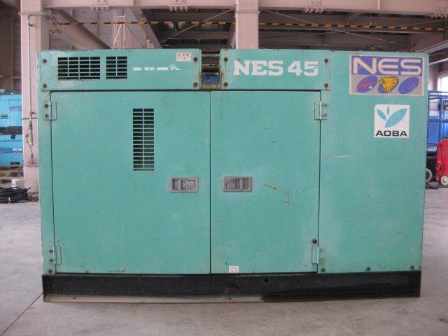 USED DIESEL GENERATOR NIPPON SHARYO NES45SHE