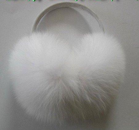 2010 Fashion Plush Earmuff