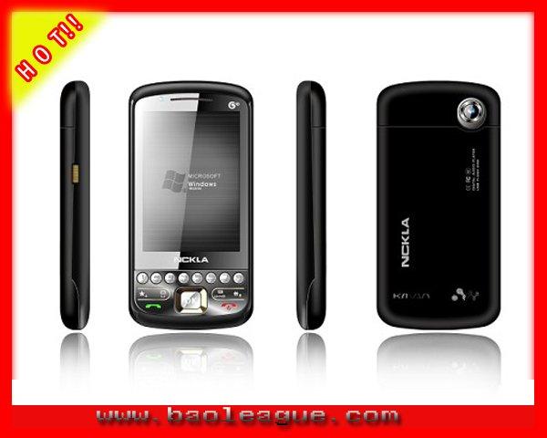 2.8'' Screen Dual Sim Dual Camera Mobile Phone For Asia Market