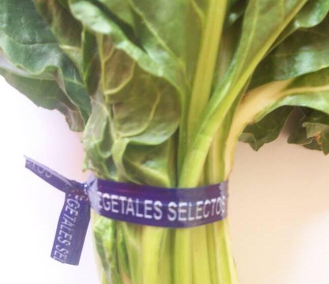 vegetable twist ties