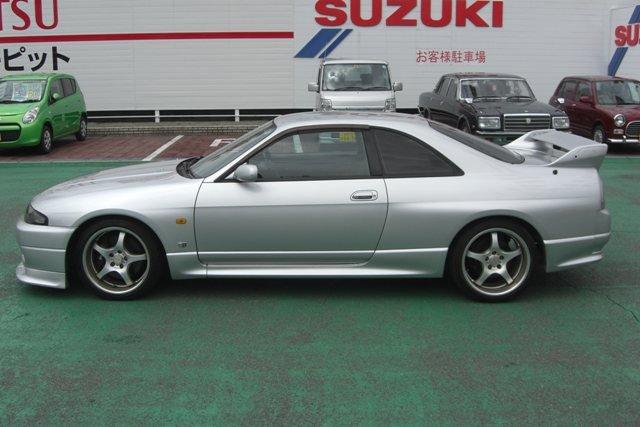 1995 Nissan Skyline Gtr R34 1995 Nissan Skyline