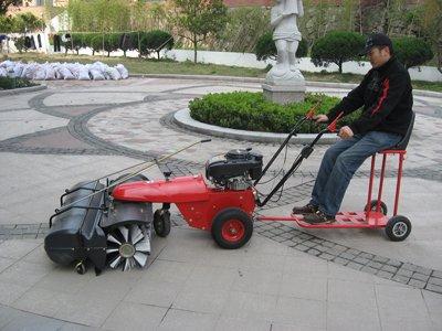 push sweeper