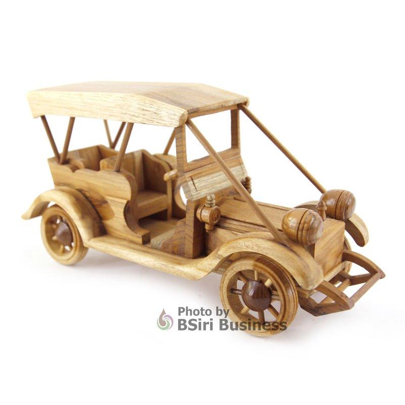 Wooden Decoration Vintage Car Model - Buy Wooden Decoration Car Model ...