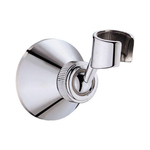 shower head part XBM-5001C adjustable shower wall bracket