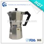 Zeal Aluminium Espresso Coffee Maker Cm2001 12c kopen